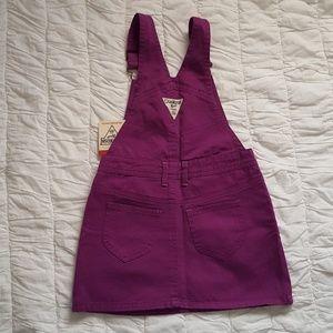 OshKosh B'gosh Dresses - 4T OshKosh B'gosh Overall Dress